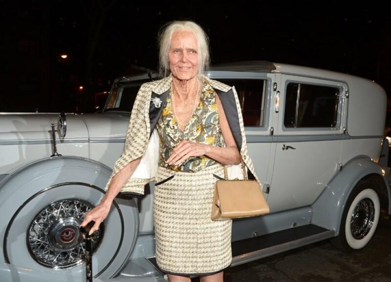 Heidi llegó en un Rolls-Royce