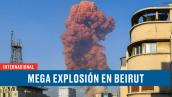 Dos explosiones en Beirut dejan decenas de heridos