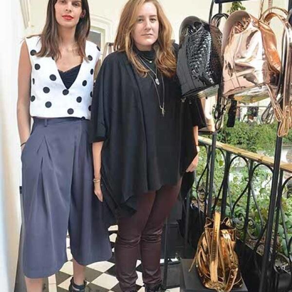 Lucía Bosch y Sofía Rivera