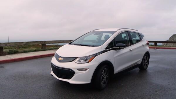 General Motors lanzará a mediados de año el Bolt EV