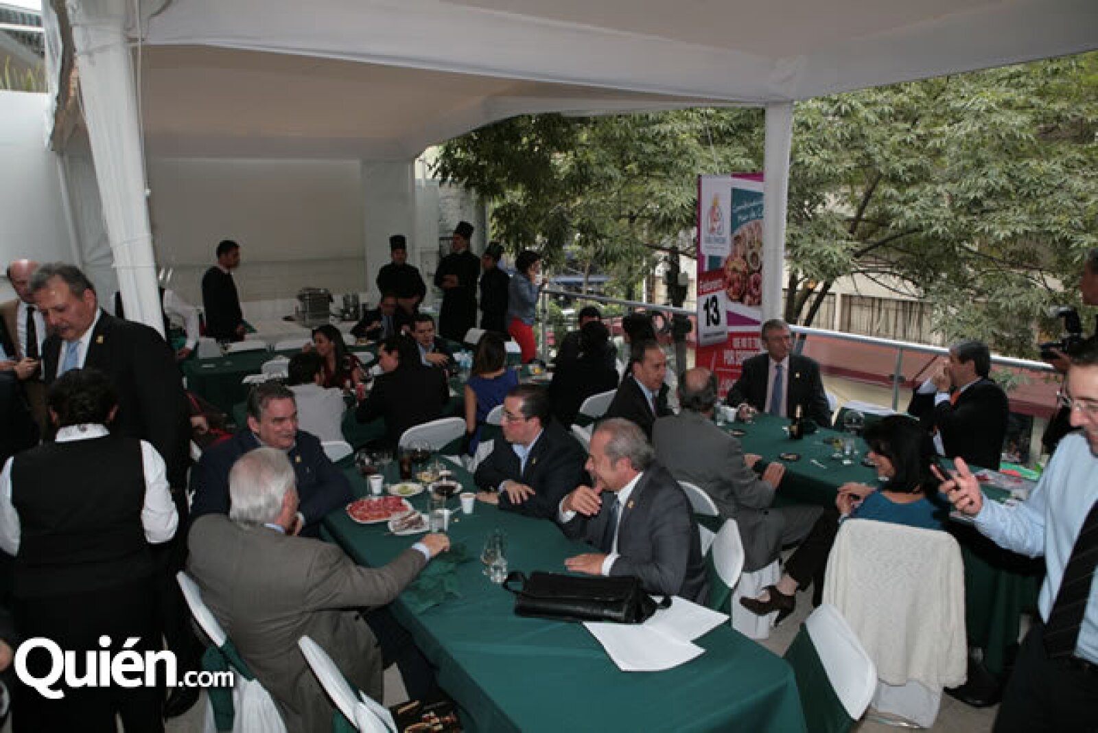 Comida de la Asociación Mexicana de Restaurantes