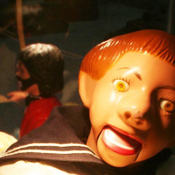 Los personajes infantiles de la televisión mexicana como El Chavo del Ocho, Mimoso Ratón, Topoyiyo, Don Ramón y Kiko, eran reproducidos en plástico.