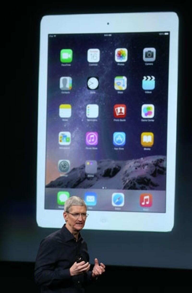 Una iPad más delgada que un lápiz y una computadora de escritorio con una pantalla más nítida que el HD, son las nuevas apuestas de Apple de cara a la temporada de compras decembrinas.