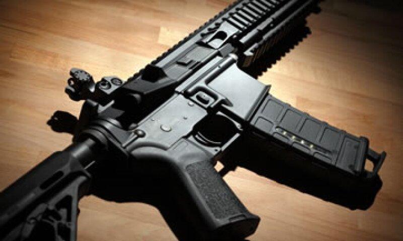 Los AR-15 han sido utilizados en tiroteos masivos. (Foto: Shutterstock )