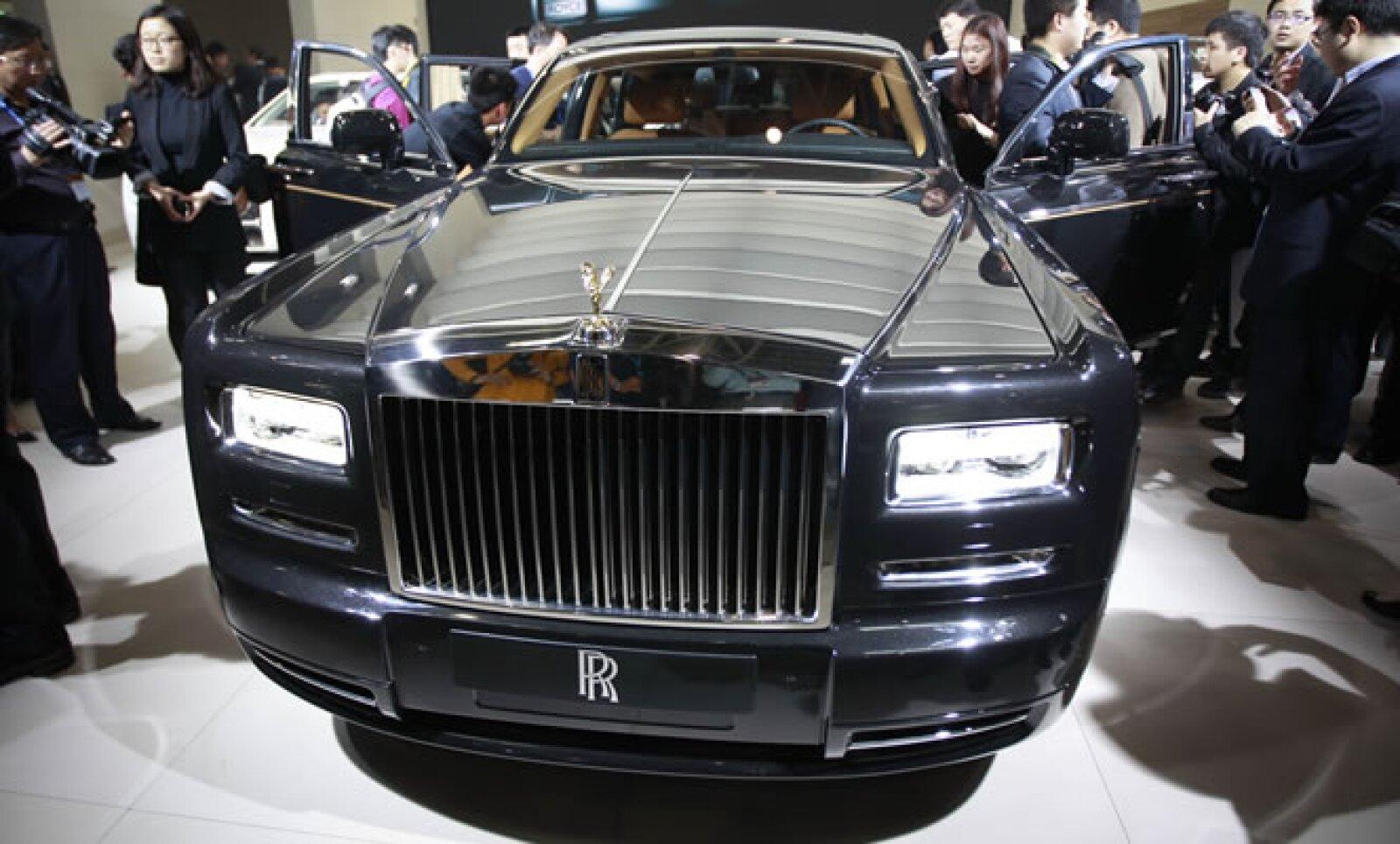 La Feria del Automóvil en China inició el 23 de abril y mostrará 1,125 modelos de autos hasta el 27 de abril.