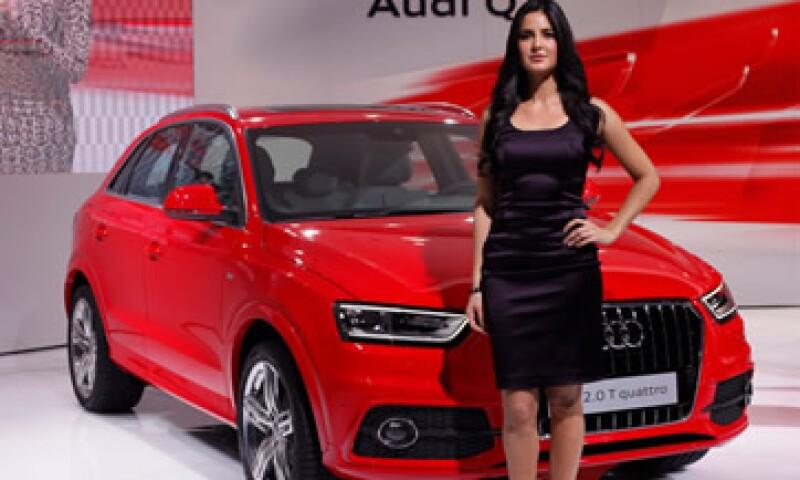 Audi quiere destronar a BMW como el mayor fabricante mundial de autos de lujo para el 2015. (Foto: Reuters)
