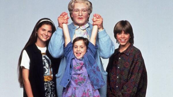 Esta es una de las películas por las que Robin Williams es recordado, sin embargo, a 23 años de su estreno, nos preguntamos cómo han cambiado los actores que dieron vida a los hijos de Daniel Hillard.