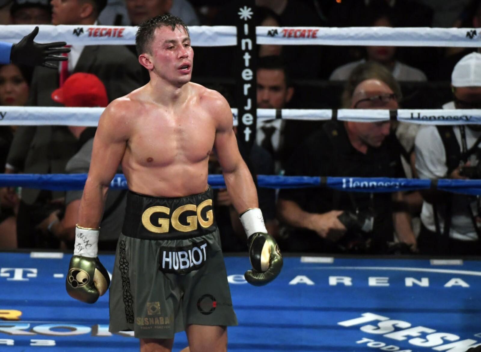 "Saúl ""Canelo"" Álvarez vs Gennady Golovkin"