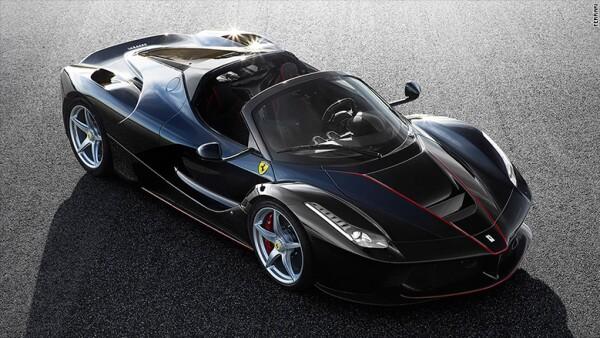 El nuevo Ferrari será presentado en el Paris Motor Show en septiembre.