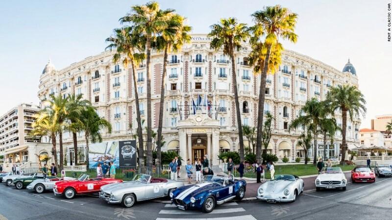 Cómo moverte en Cannes