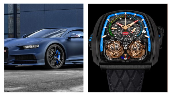 Jacob & Co lanza Epic X Chrono con Bugatti