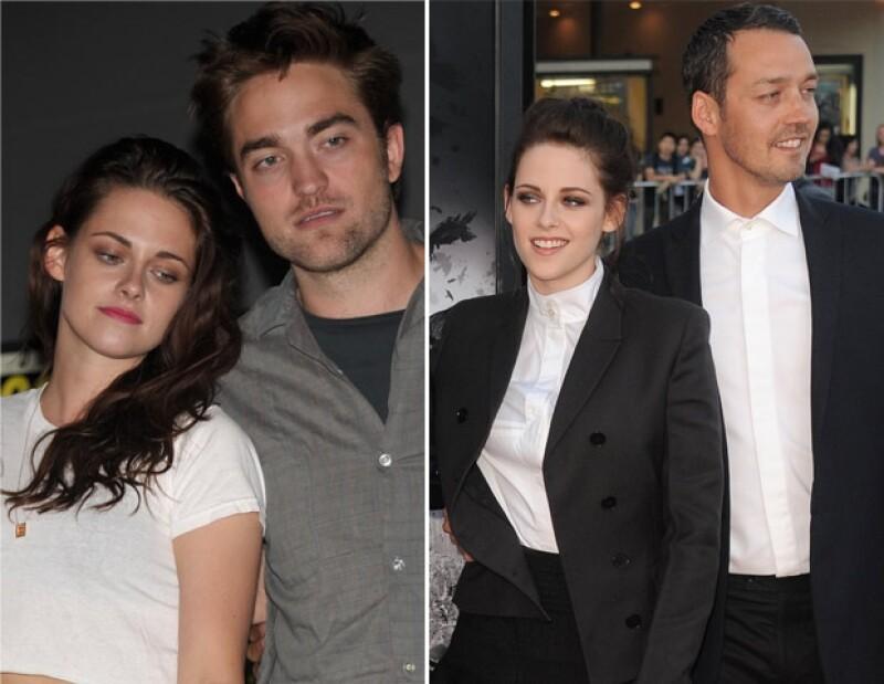 El que no ha dado la cara es Robert Pattinson.