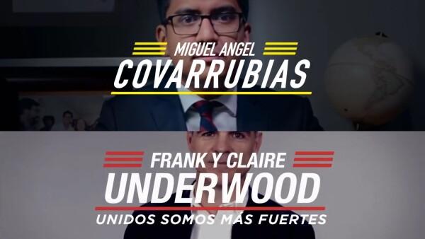 Exalcalde de Tlaxcala 'plagió' discurso de 'House of Cards'