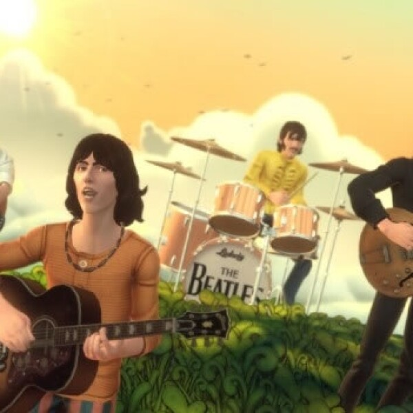 The Beatles Harmonix