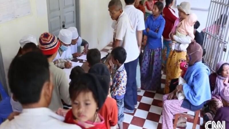 SIDA VIH Camboya