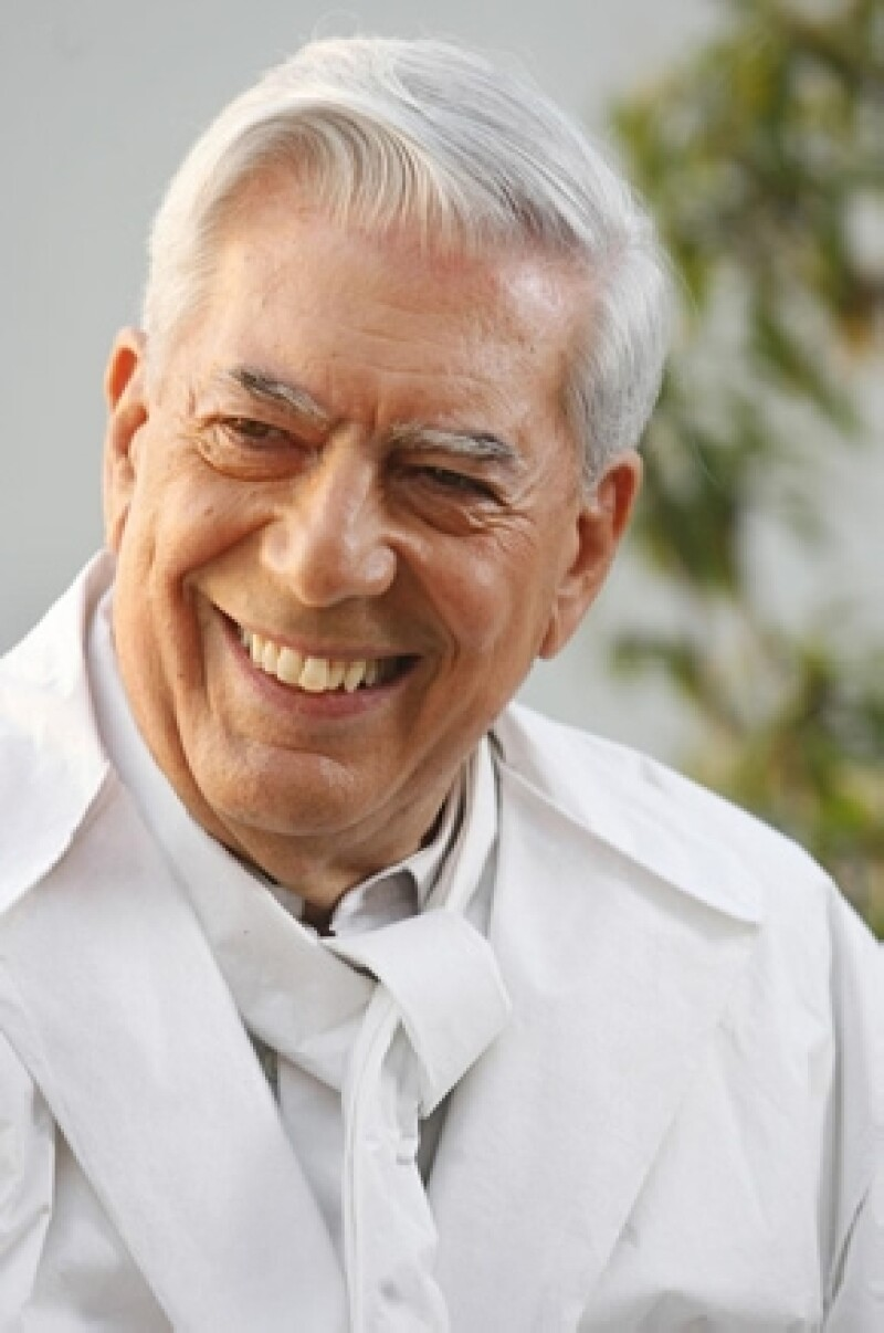 Mario Vargas Llosa es un escritor peruano que ganó el Nobel de Literatura en 2010.