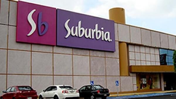 Suburbia tiene una participación de mercado de 6% entre tiendas departamentales. (Foto: Archivo)
