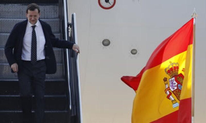 El presidente español participa este domingo en la reunión de la OTAN en Chicago. (Foto: Reuters)