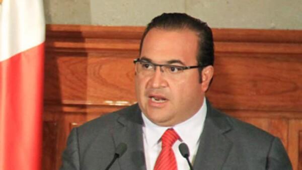 Javier Duarte concluye en 2016 su gestión al frente del gobierno de Veracruz. (Foto: Notimex)