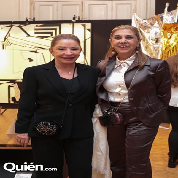 Rocío Gonzen, Alicia Pinal