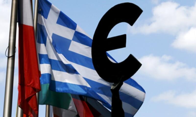 """La salida griega o """"Grexit"""" llevaría a la eurozona a territorios desconocidos. (Foto: Reuters )"""