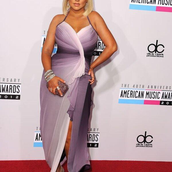 Christina Aguilera- `Ella es toda una artista, mírenla. Es doblemente la cantante que era antes, lo digo  literalmente´.