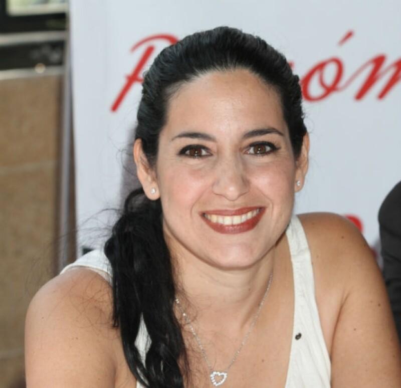 """La actriz actualmente comparte créditos con Ximena Ayala en la obra """"Le Prenóm""""."""