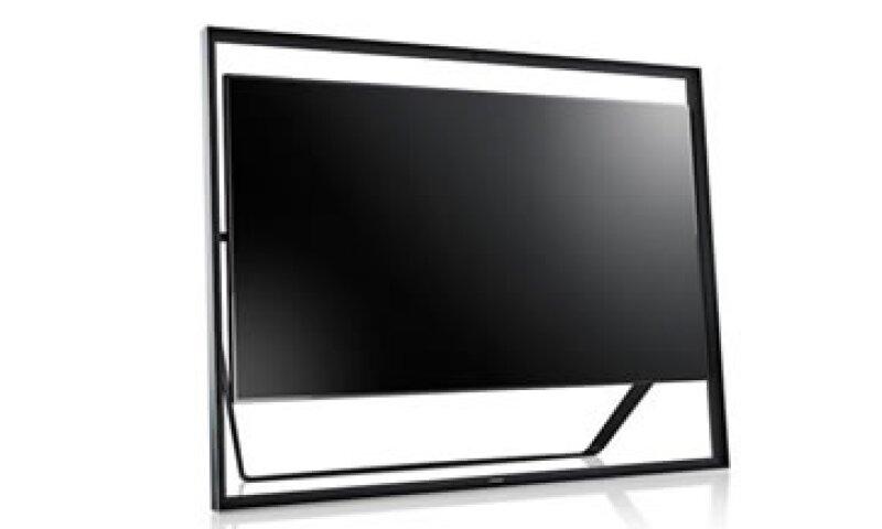 Samsung le quita el marco a su TV