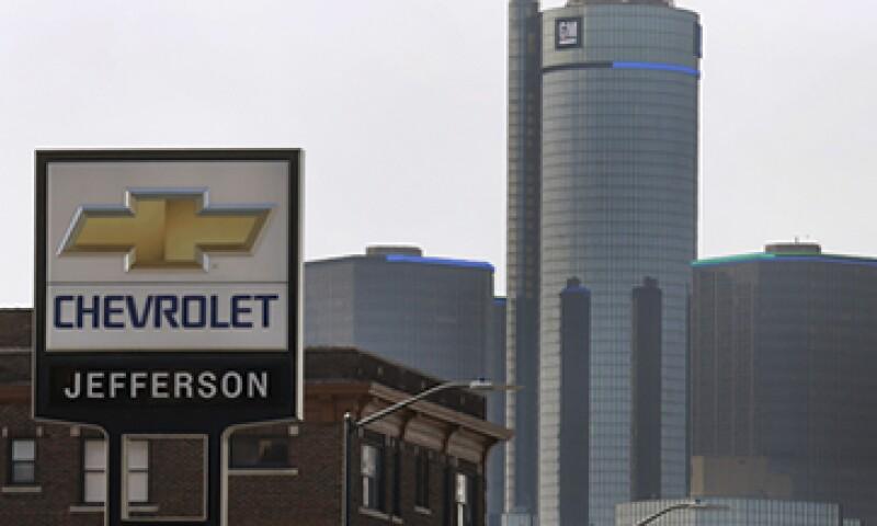 Actualmente GM enfrenta una investigación en su contra por una falla en sus vehículos. (Foto: Reuters)
