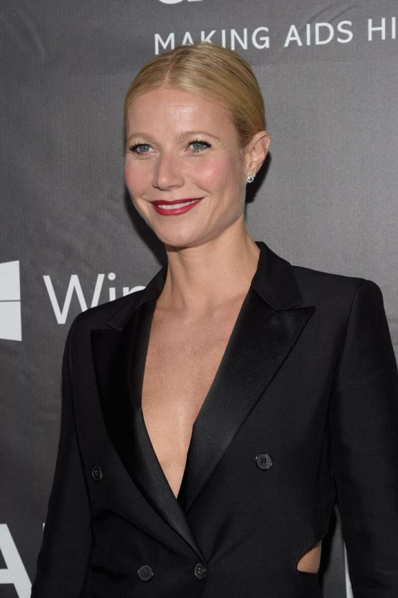 Gwyneth ha aceptado la nueva relación de su ex marido con Jennifer Lawrence.
