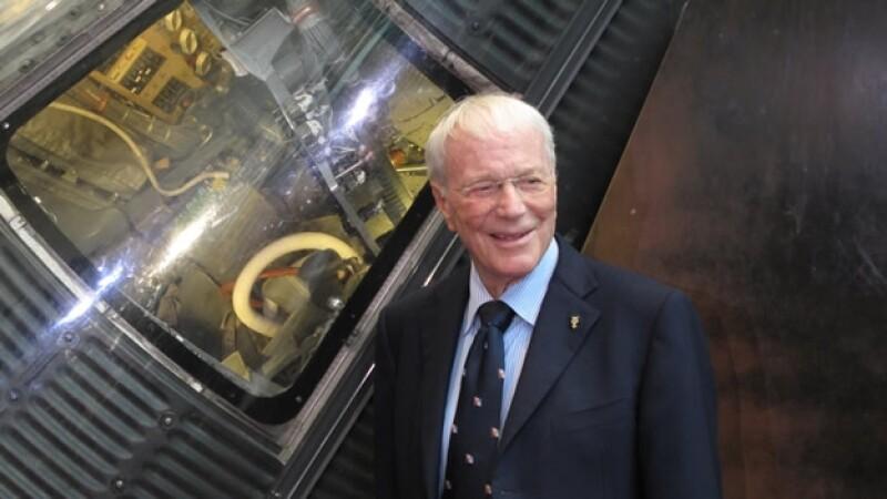 John Carpenter astronauta