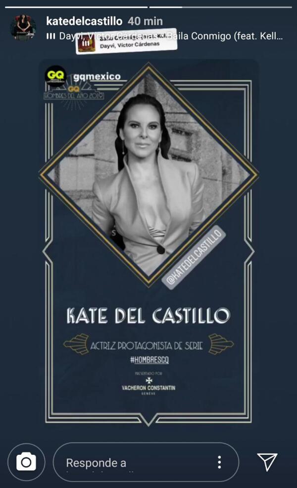 Kate del Cast