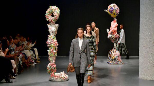 Tory Burch Fall Winter 2020 Fashion Show - Runway