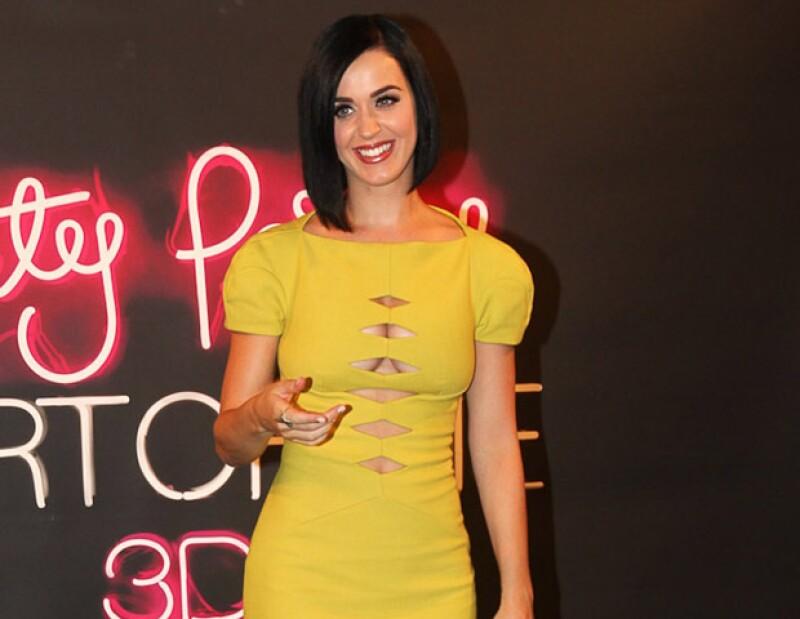La cantante aseguró que se tomará un tiempo para inspirarse en su nuevo disco.