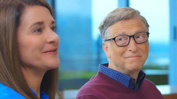 Casarse con Melinda, la mejor decisión que ha tomado Gates en su vida. (Foto: Gates Foundation)