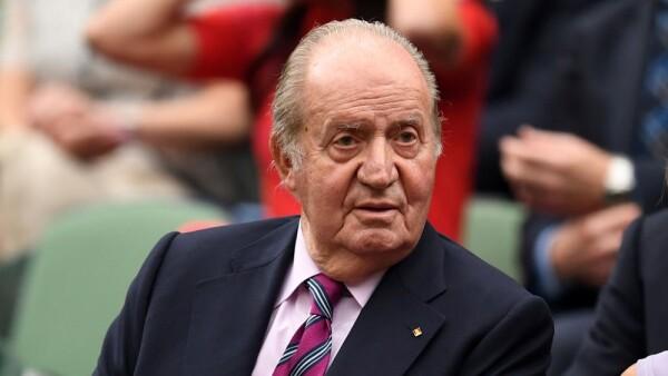 Rey emérito Juan Carlos de España