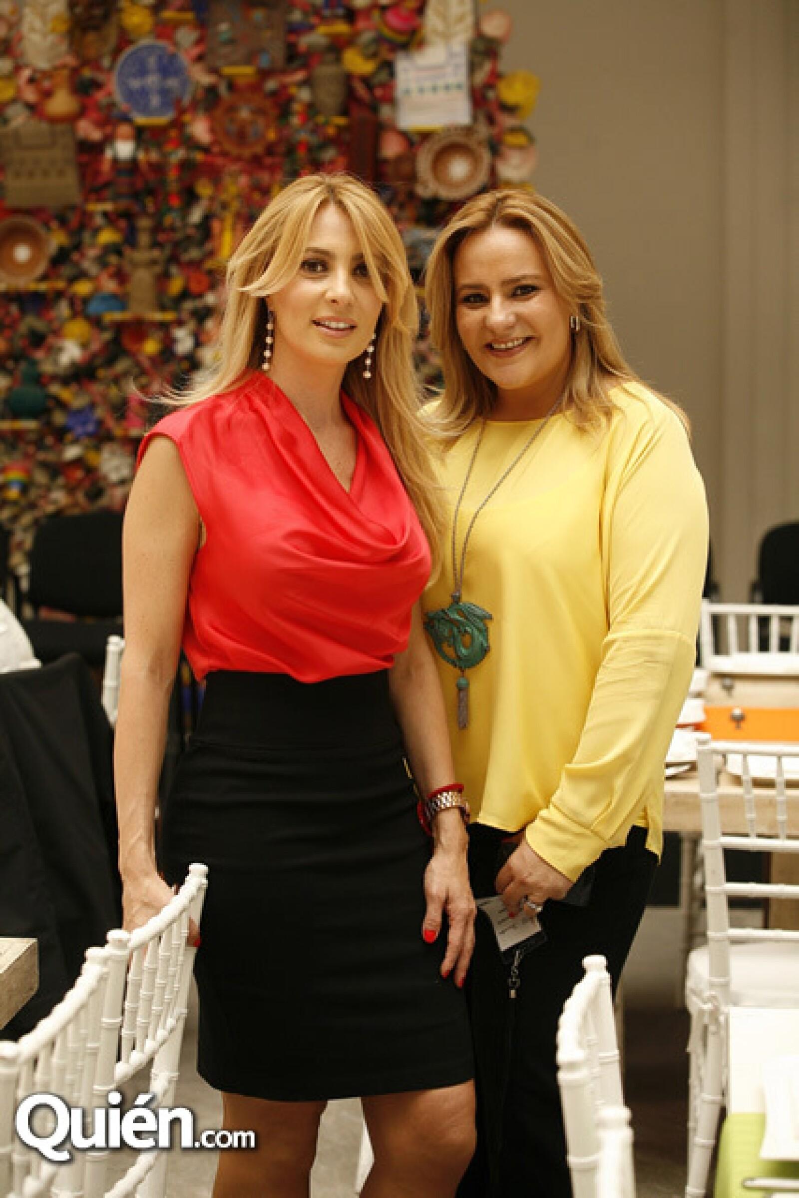 Claudia y Paola Mariel Blanco Fort