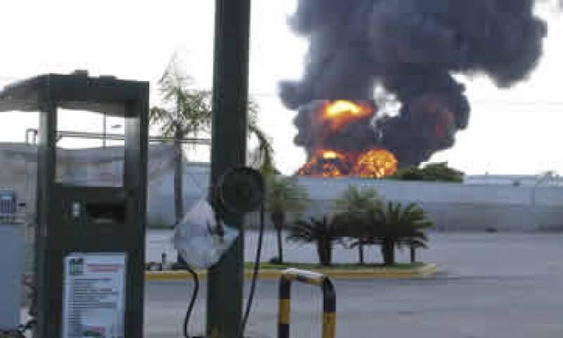 En julio se registró un accidente en la misma planta. (Foto: Cuartoscuro)