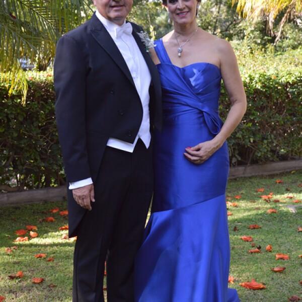 Rafael Alarcón,Adriana del Castillo