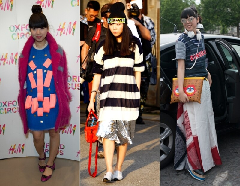 Los looks de Susie Bubble