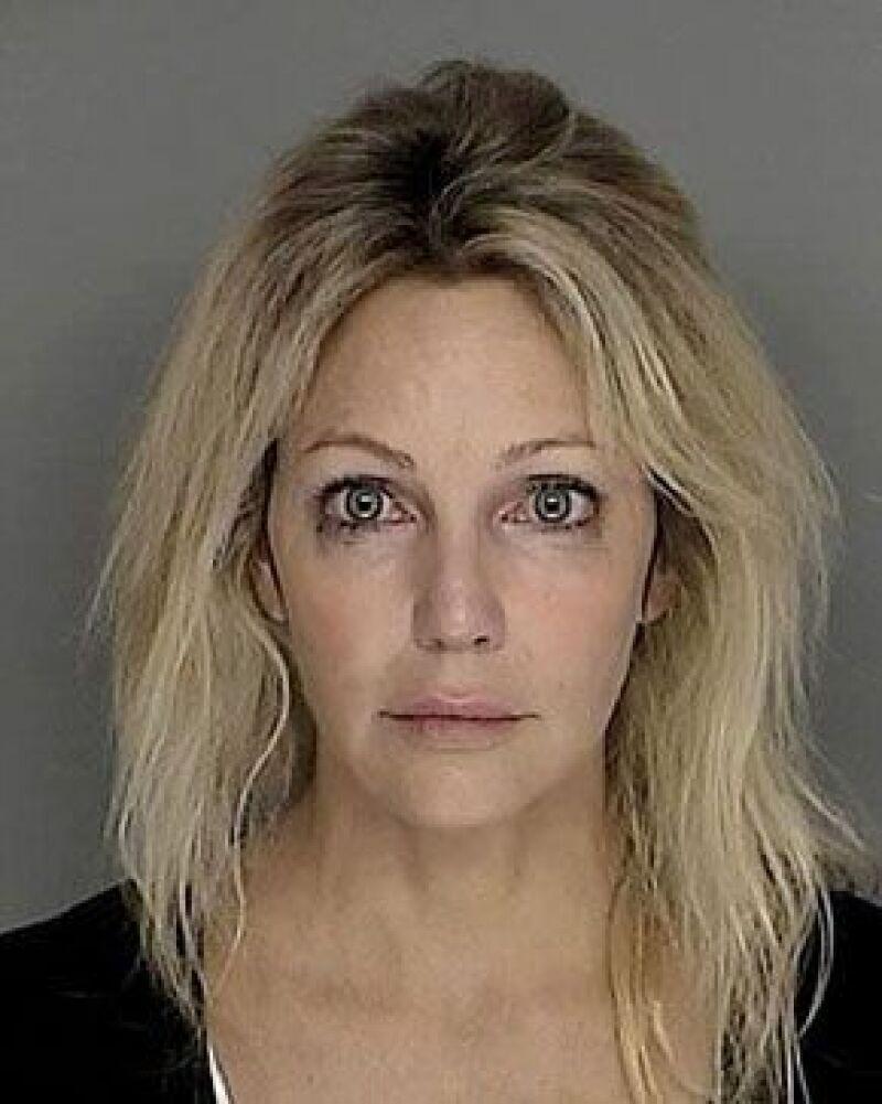 Aseguran que Jill Ishkanian se benefició de imágenes tomadas tras la detención de la ex protagonista de &#39Melrose Place&#39.