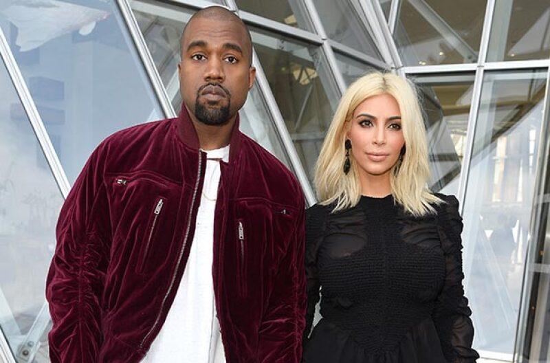 El rapero no soportó que la preparadora física no aprobara la idea de Kim de adelgazar siete kilos más.