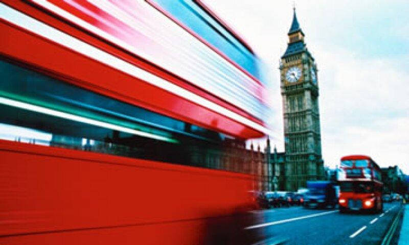 La estimación de las autoridades aumenta la preocupación de que Gran Bretaña pudiera estar cayendo en una recesión. (Foto: Thinkstock)