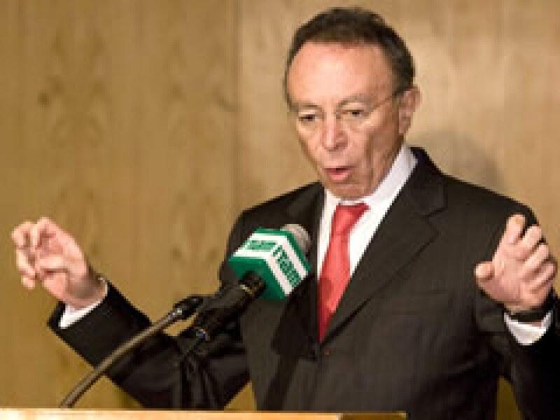 Ortiz continuará al frente del Banco de México. (Foto: Notimex)