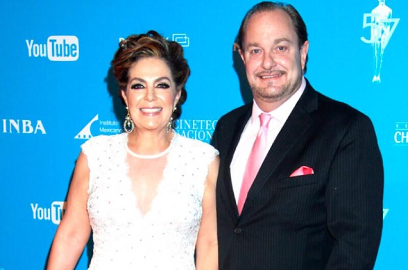 Actualmente el hijo de Cantinflas está casado con Tita Marbez.