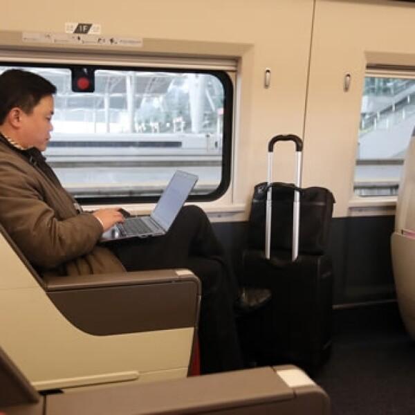China presenta su nuevo tren bala