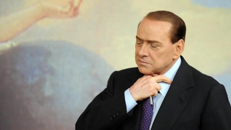 Silvio Berlusconi es condenado a prision