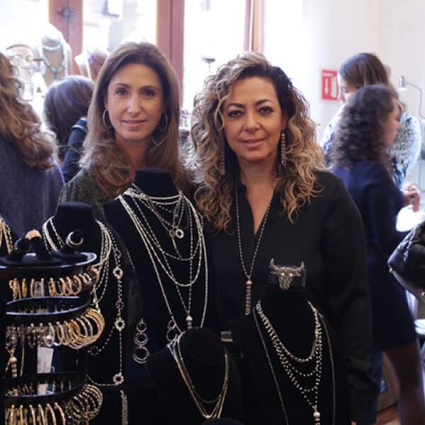 Karen Sirota y Mariana Dichi