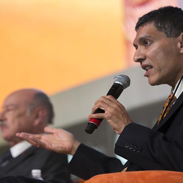 El miembro del Global Economy and Development del Brookings Institution indicó también que uno de los principales problemas que enfrentan países emergentes como México es la falta de financiamiento.