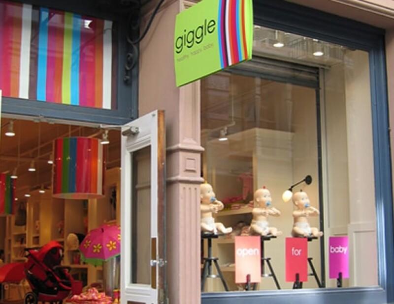 La tienda del Soho tiene los ítems más cool y la mejor decoración.